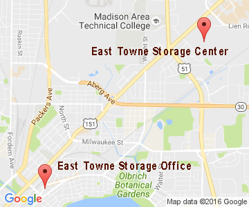 storage Madison
